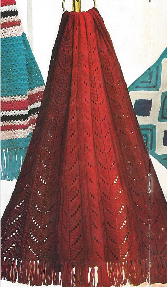 Vintage lace afghan knitting pattern pdf 1960 crochet patterns vintage lace afghan knitting pattern pdf 1960 dt1010fo