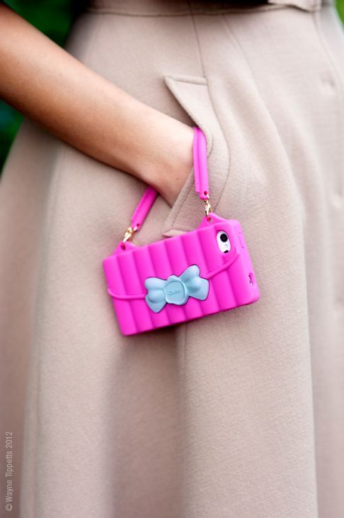 iPhone  purse even Barbie would have.