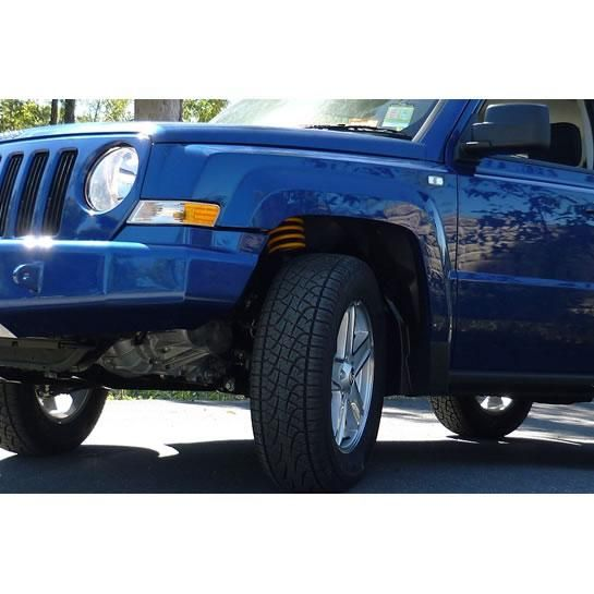 2 0 Patriot Compass Suspension System Suspension Systems Jeep Aftermarket Parts
