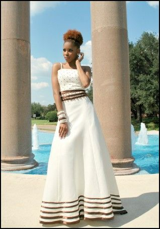 South African Traditional Wedding Dress Designers