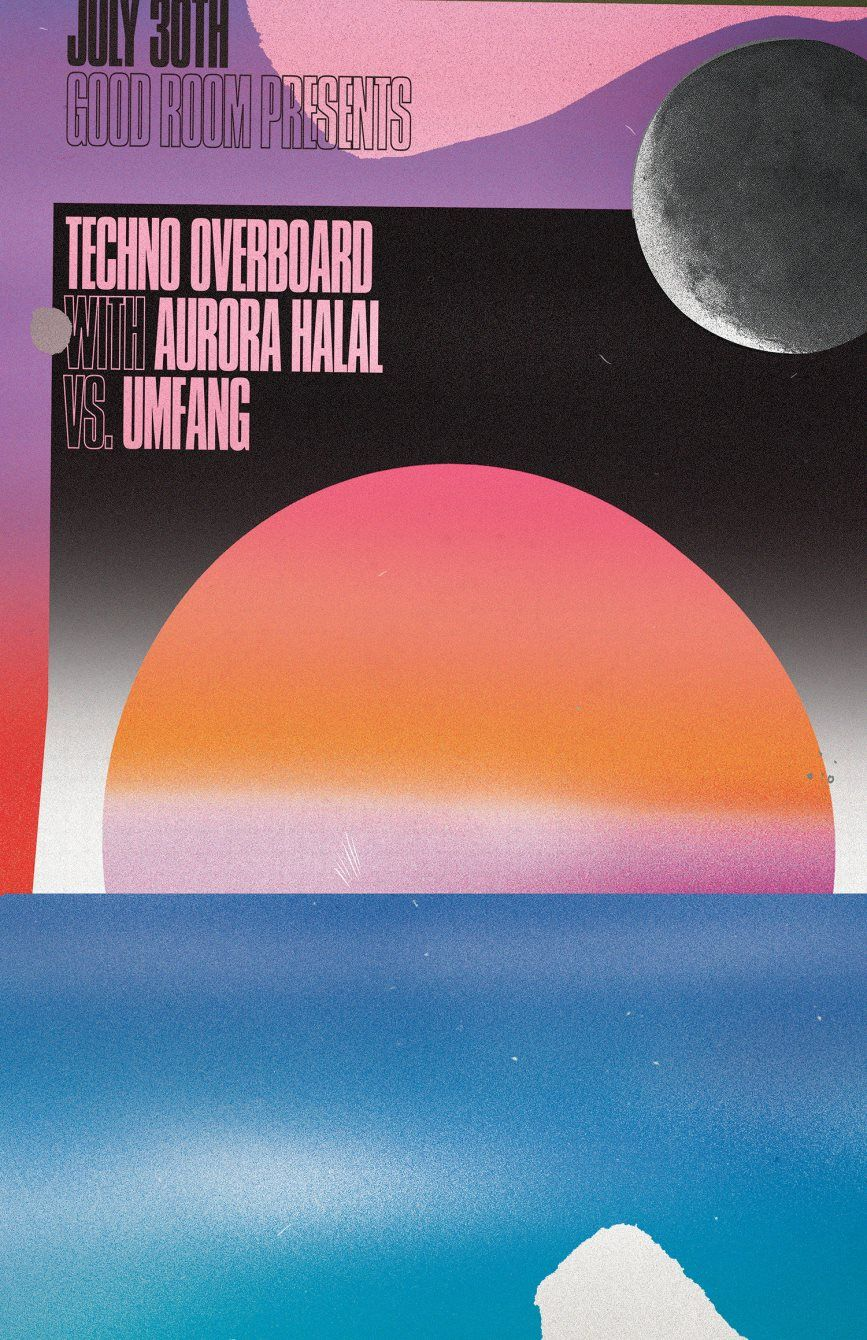 Image result for Techno Overboard at the Good Room