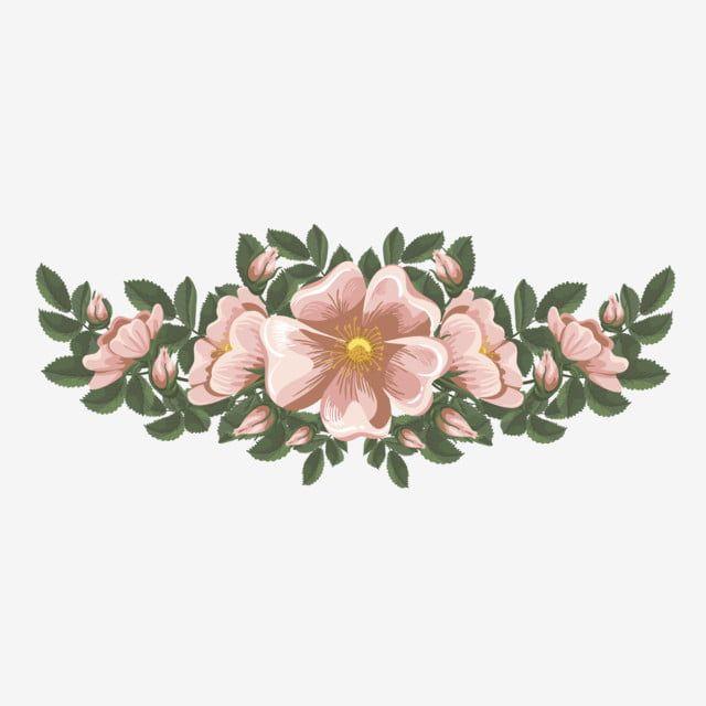 Karangan Bunga Yang Indah Vektor Dan Png Ramos De Flores Acuarela Floral Ramos