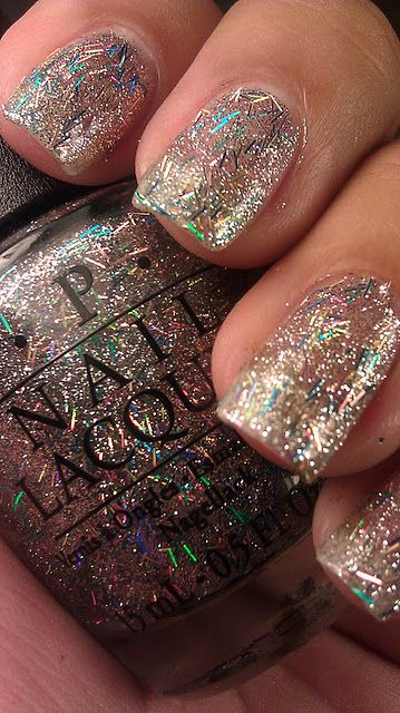 Opi Nicki Minaj Save Me The Coolest Bar Glitter Nail Polish I Cannot Wait For These To Be Released
