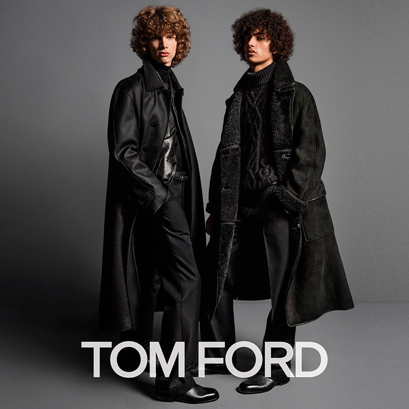 TOM FORD FALL/WINTER 2016 CAMPAIGN
