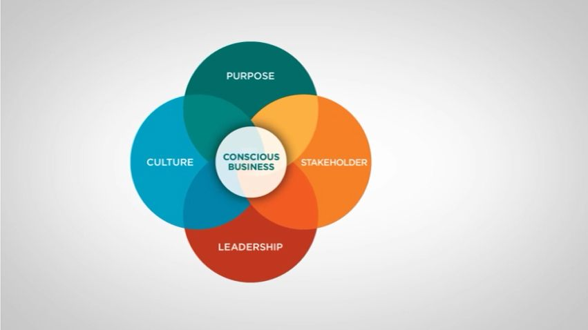 OVERVIEW OF PURPOSE | Conscious Capitalism - This looks like an interesting book.