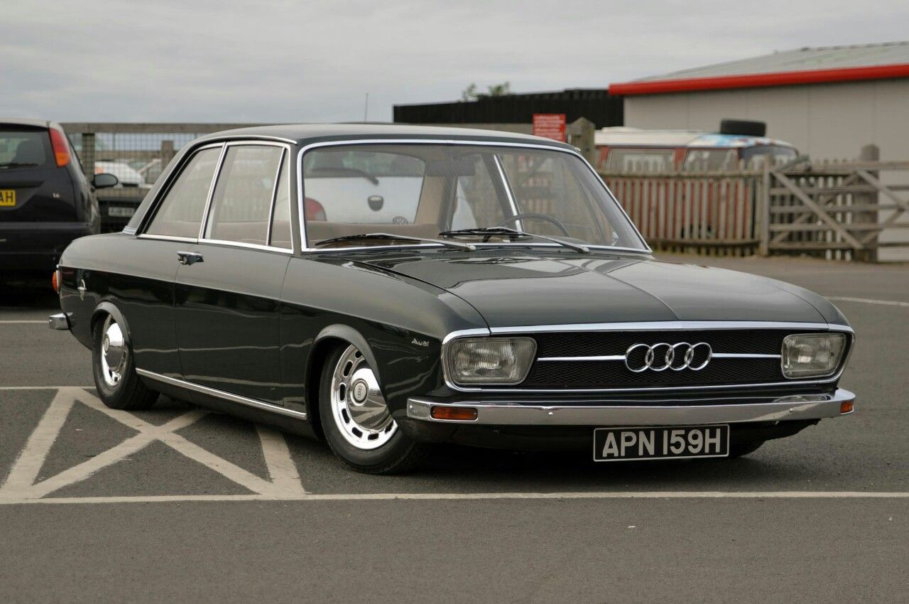 It Feels Wrong Liking Old German Cars But Those Lines My - Vintage audi cars