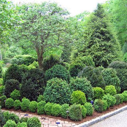 Landscape Stone Flower Beds Design Ideas Pictures 400 x 300