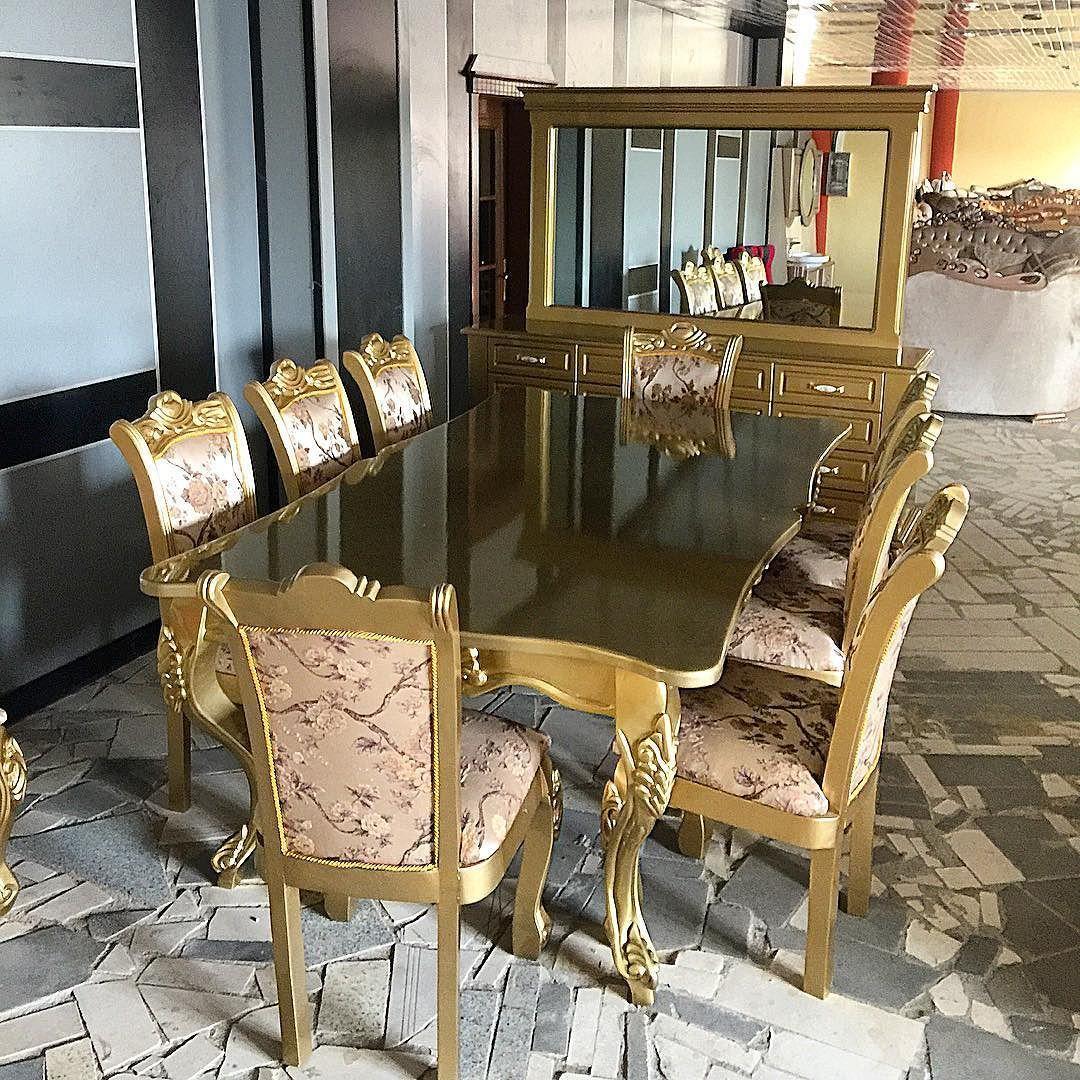 Zeberced royal dining set royalty luxury quality