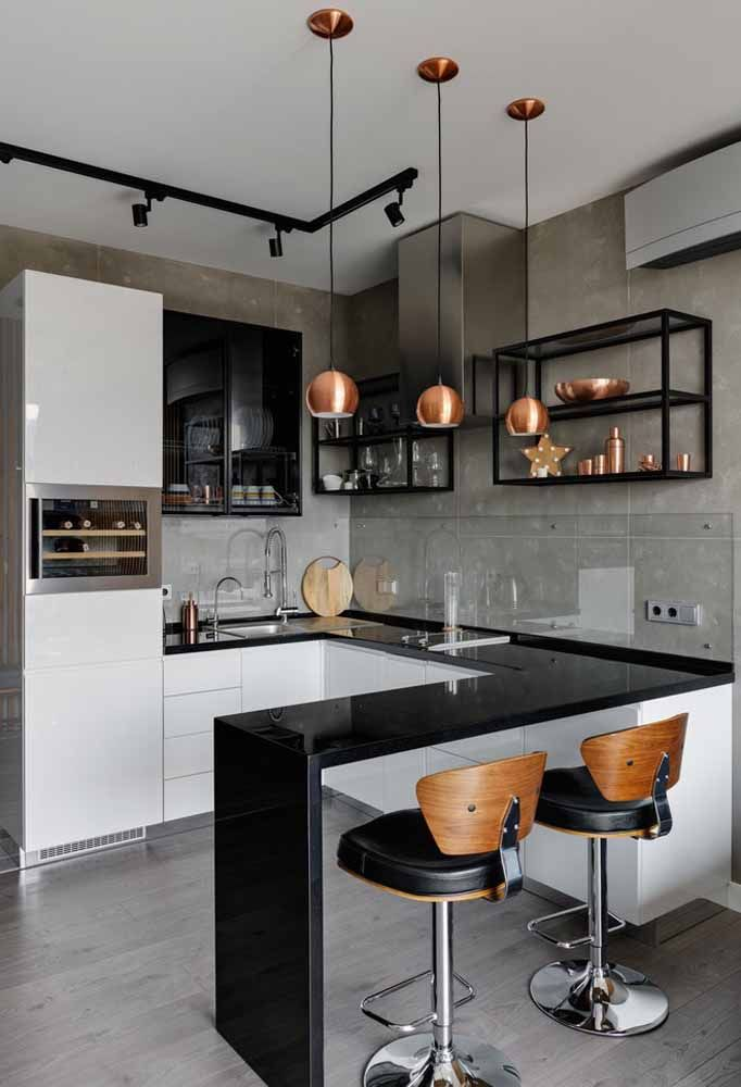 Cozinha Decorada 65 Modelos Com Fotos E Dicas De