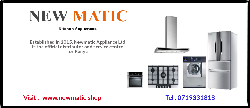 Newmatic Is Singapore S Own Brand Of Built In Kitchen Appliances
