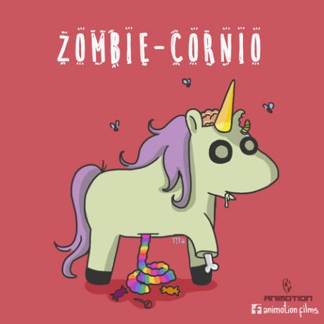 I'm the cat-corn, which unicorn version are you?