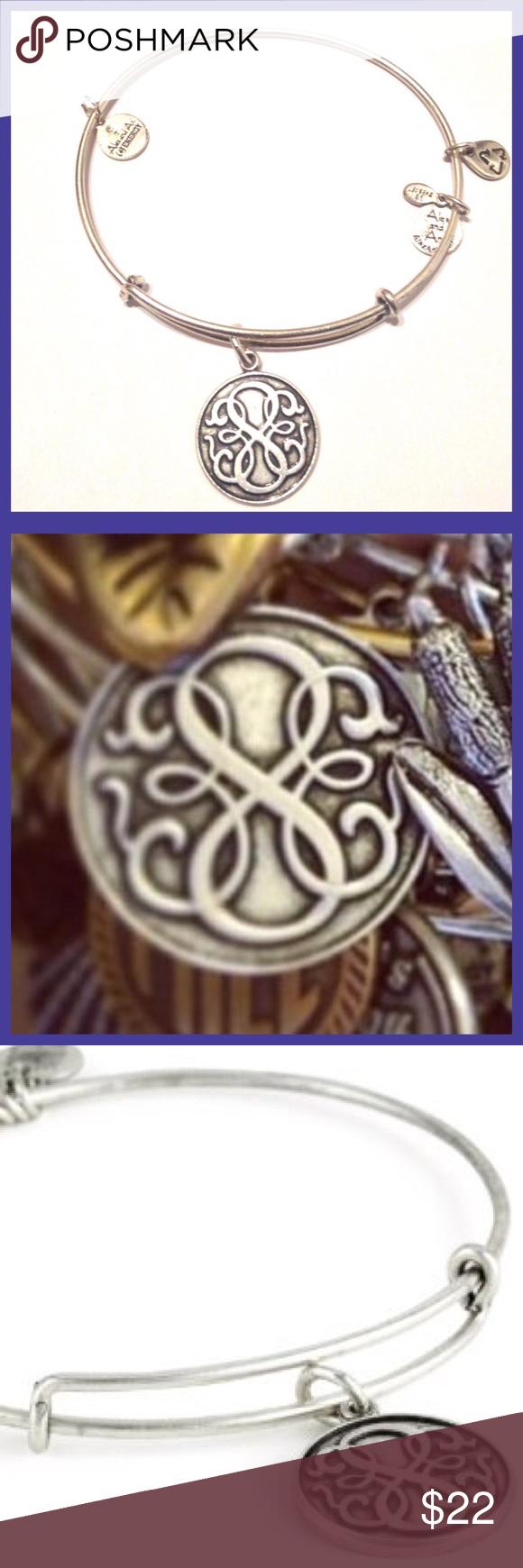 "❤FLASH❤️NWT Alex & Ani expandable Bracelet❤️ NWT Alex & Ani Path of Life expandable Rafaelian Silver Bracelet. The lightweight medallion represents Life's unexpected twists & turns.  6-9"" adjustable inner circumference. 1/4"" width. Alex & Ani Jewelry Bracelets"