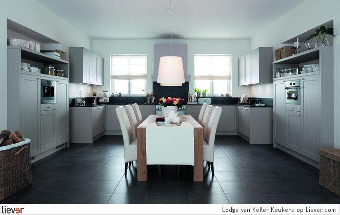 Keller Keuken Fronten : Keller keukens lodge keller keukens keukenkasten inrichting