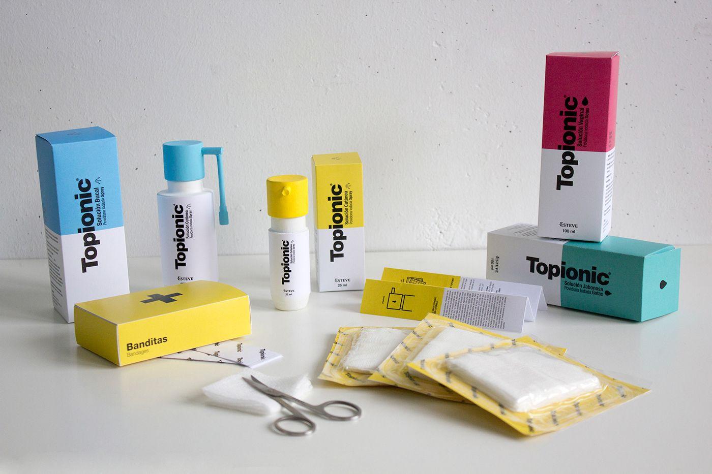 Topionic® on Behance