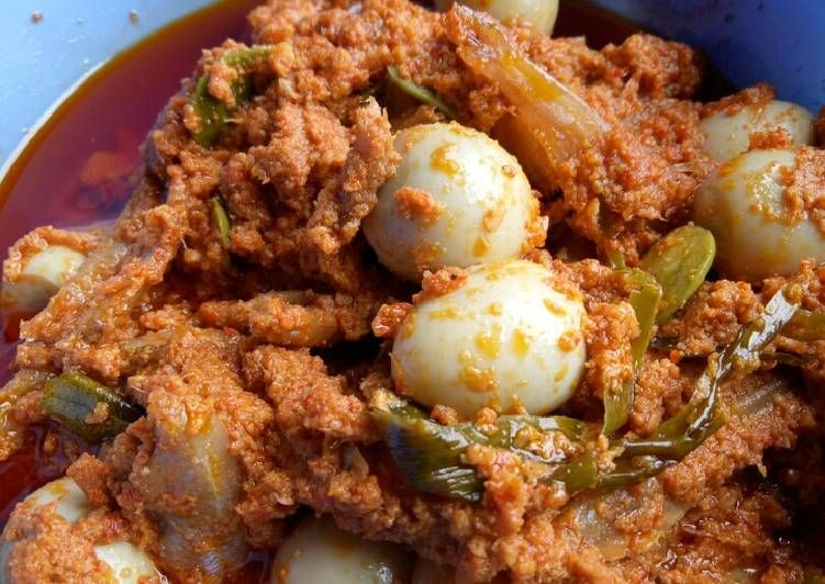 Resep Sambalado Tanak Ala Nenek Oleh Jerry Wulandary Resep Resep Masakan Malaysia Makanan Nenek