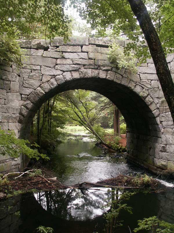 Stone Arch Bridge Design Stone Bridge | ...