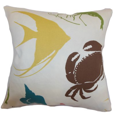 The Pillow Collection Niju Throw Pillow Cover