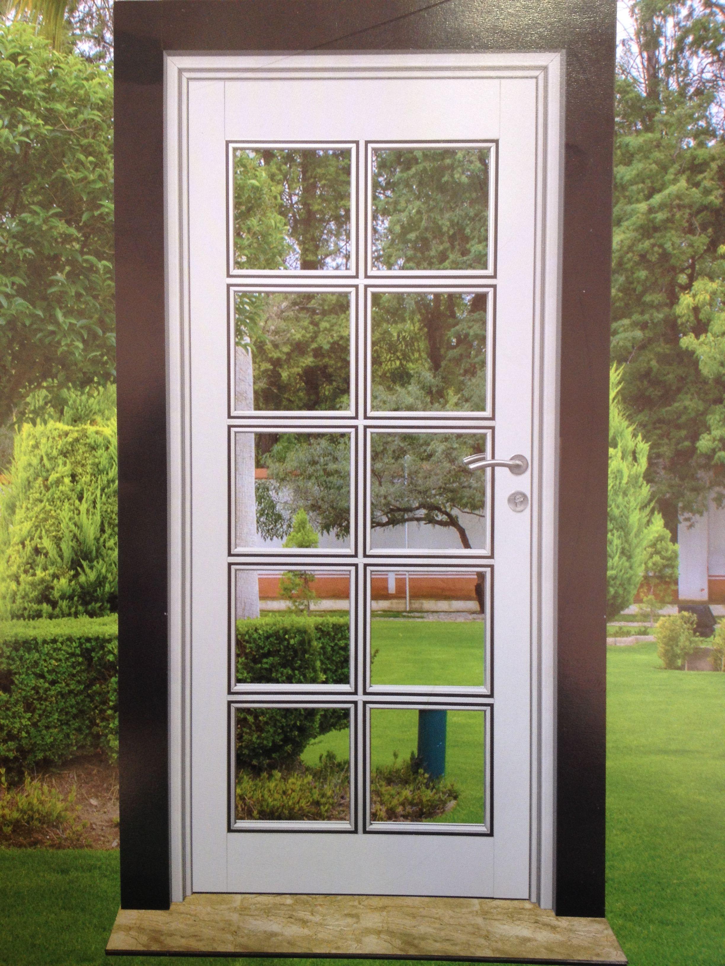 Best 25 puertas en aluminio ideas on pinterest ventanas en aluminio puertas aluminio Puertas aluminio exterior