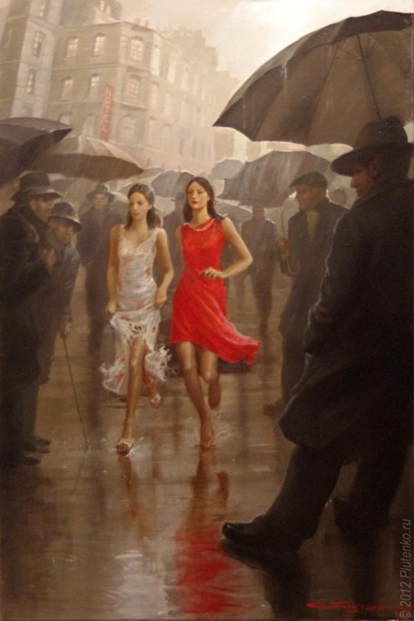 Paintings by Stanislav Plutenko