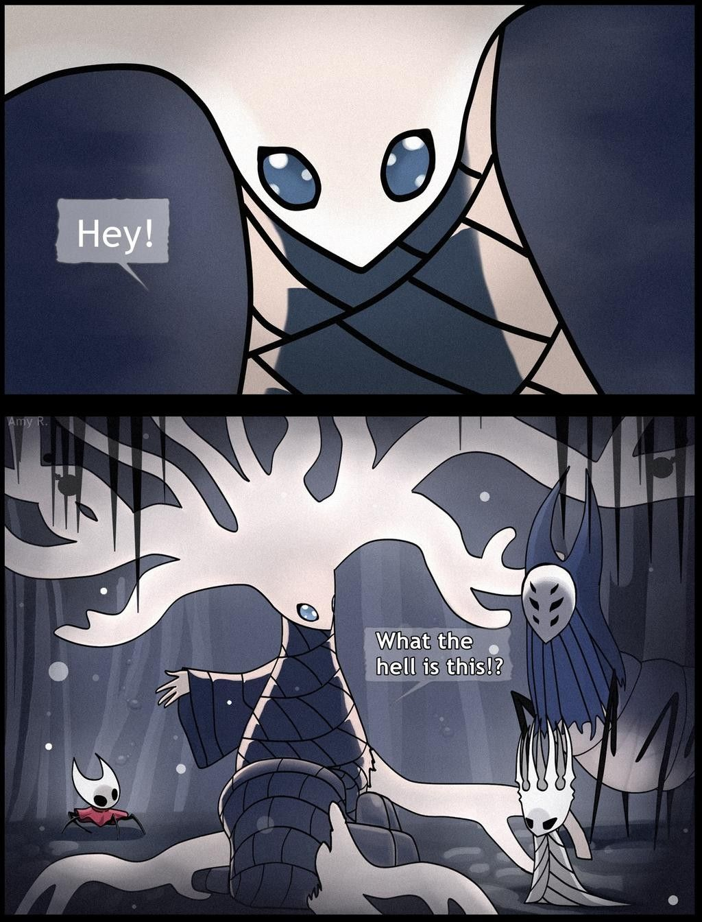 Lmao Grimm Hollow Knight Tumblr