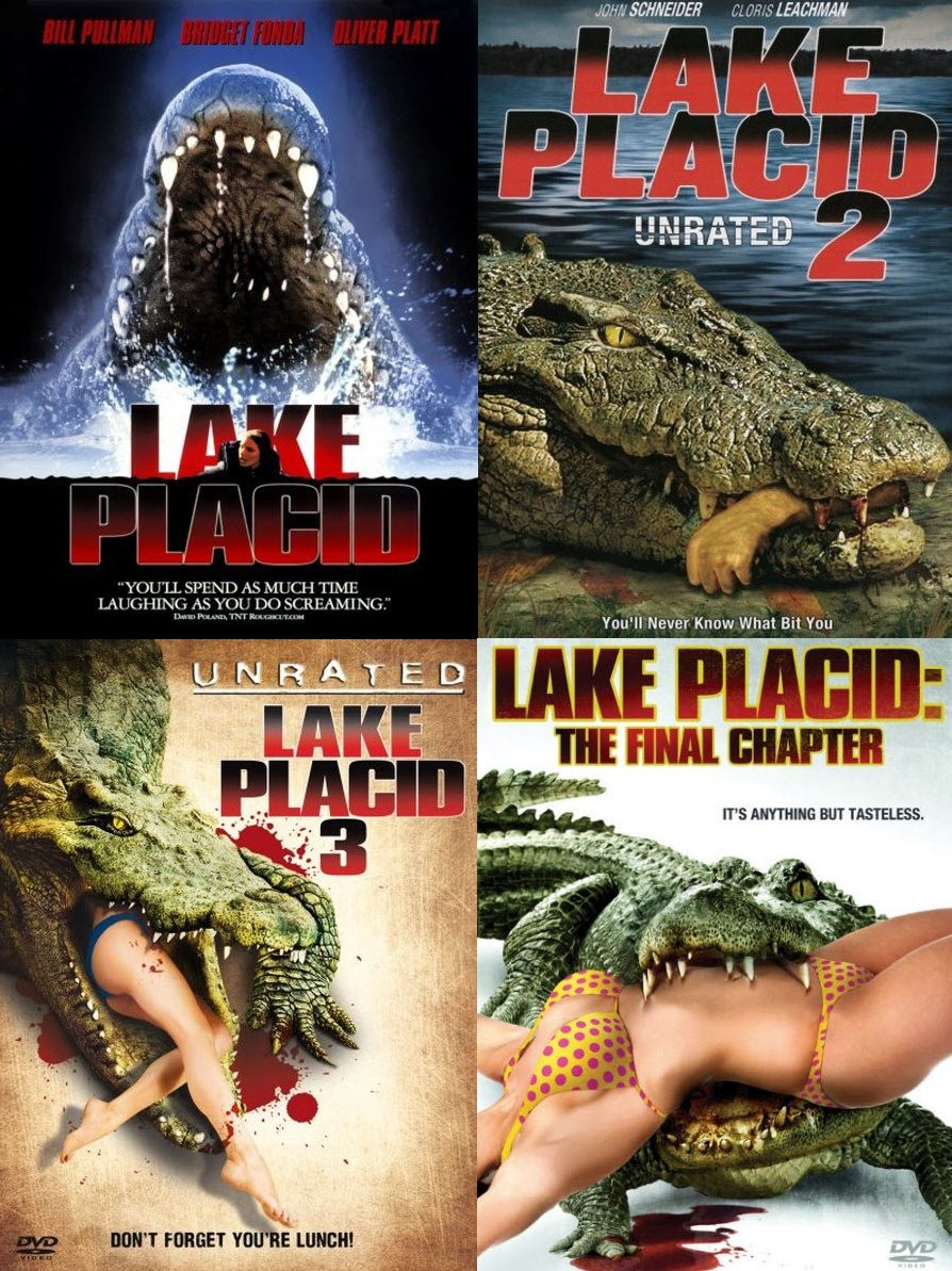 lake placid movie 1999 | Thread: Lake Placid Complete Collection ...