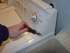 Sears Kenmore Washing Machine Repair Ours Just Broke And This
