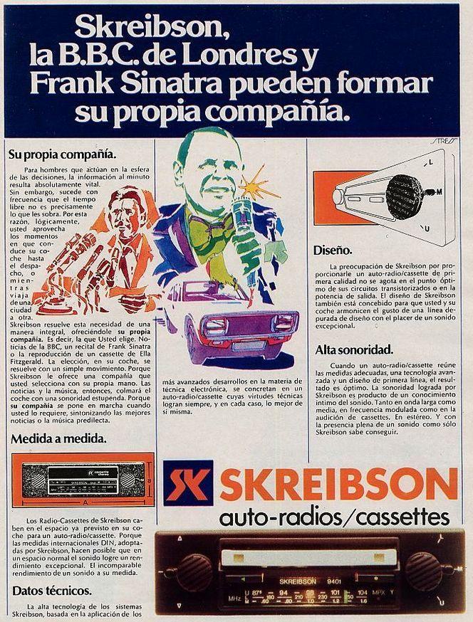 Skreibson. Año 1977
