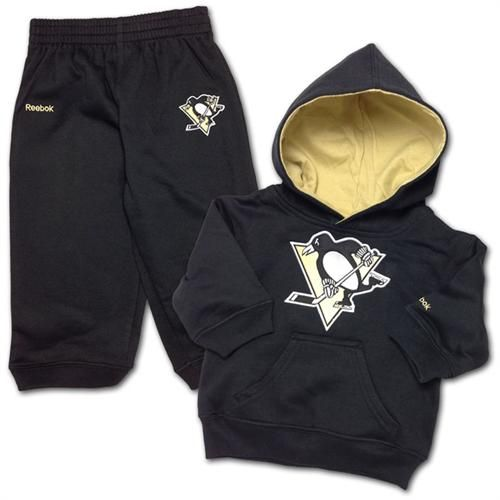 e138da5e152c Pittsburgh Penguins Infant Sweatsuit  Pittsburgh  penguins  baby ...