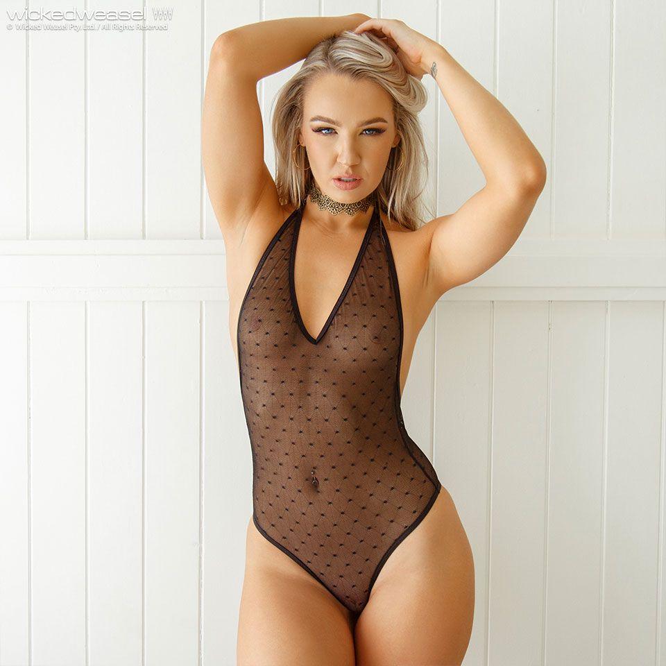 budding tits naked