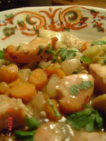 Chicken artichoke stew chili recipes pinterest artichokes food forumfinder Gallery