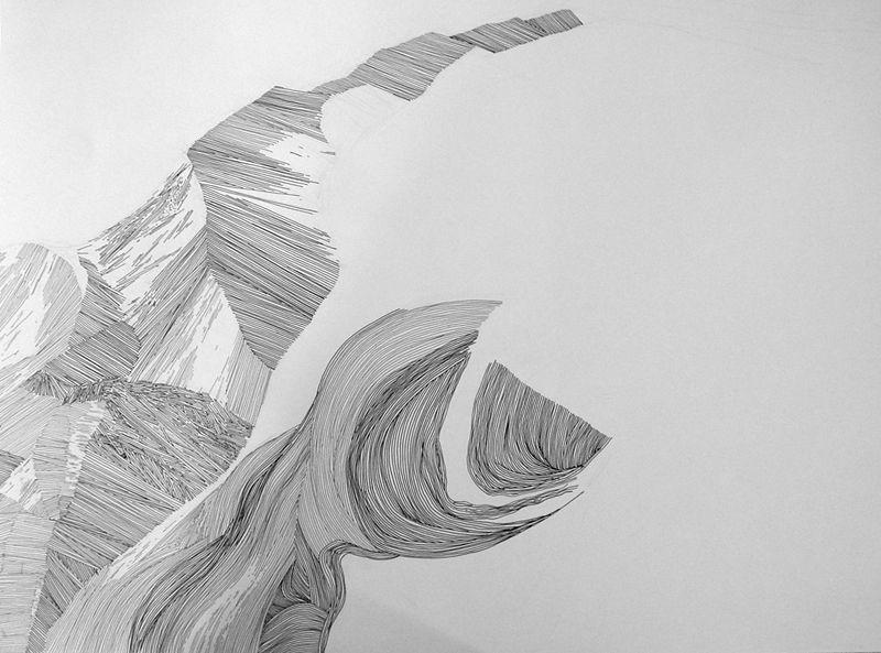 Inga Dorosz::Drawings