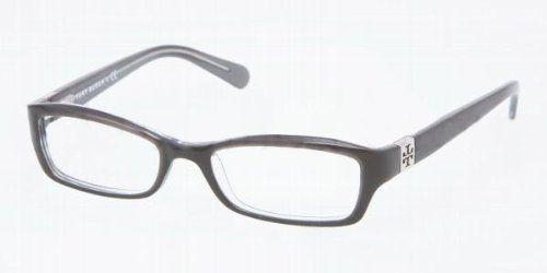 Tory Burch TY2010 1034 Eyeglasses Black/Charcoal Demo Lens Frame Size 51-16-135 Tory Burch. $113.90