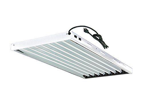 Hydro Crunch T5 Fluorescent Light Fixtures Best Led Grow 640 x 480