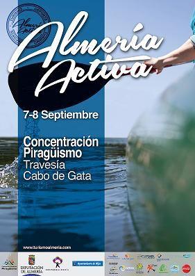 ¿Os habéis apuntado ya a la nueva actividad de Almería Activa?