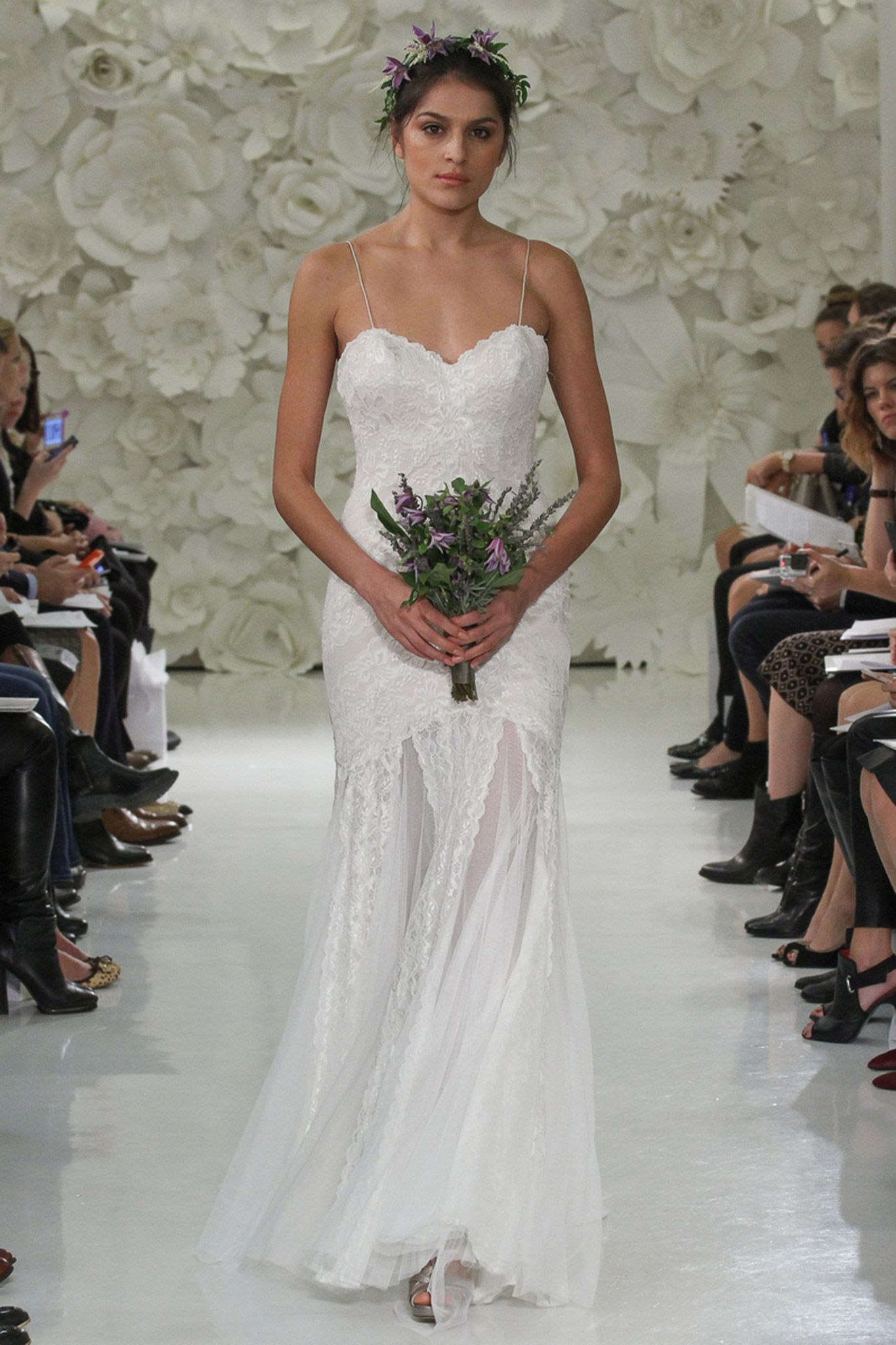 The biggest gown trends from the bridal runway shows gowns