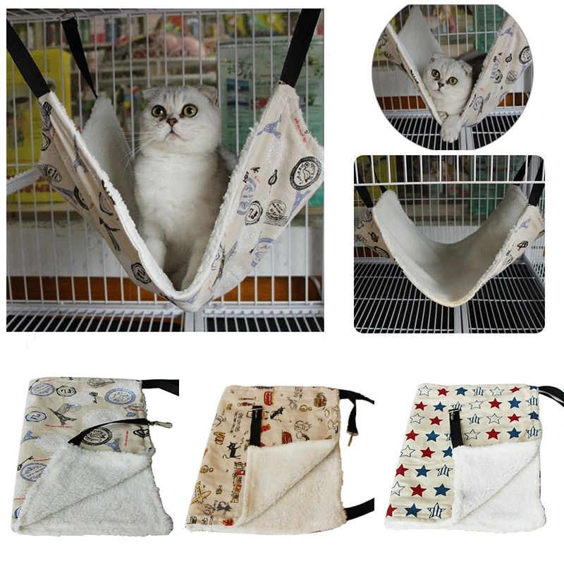 New Hot Sale Nice And Warm Cat Bed Pet Hammock For Pet Cat