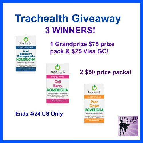 Trachealth Giveaway 3 Winners Trachealthgiveaway Giveaway