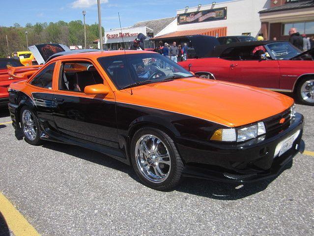 1989 Chevy Cavalier Z24 Gm Car Chevy Chevrolet