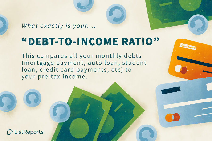 Debt To Income Ratio In 2020 Debt To Income Ratio Home Buying This Or That Questions