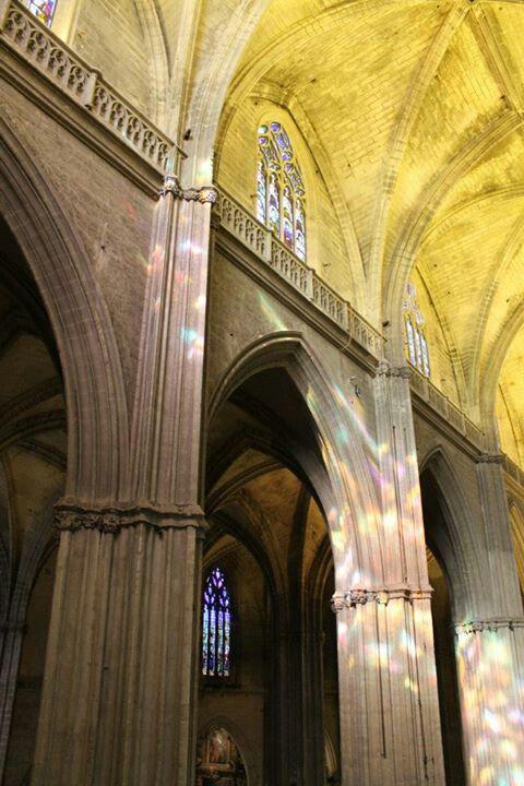Ínterior de la Catedral de Sevilla