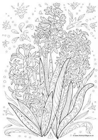 Spring Colouring Pages Spring Coloring Pages Coloring Pages