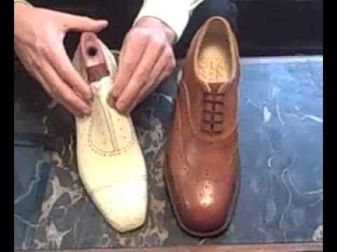 How To Make Bespoke Shoes By Hand Whaaaat By Andrew Wrigley He S