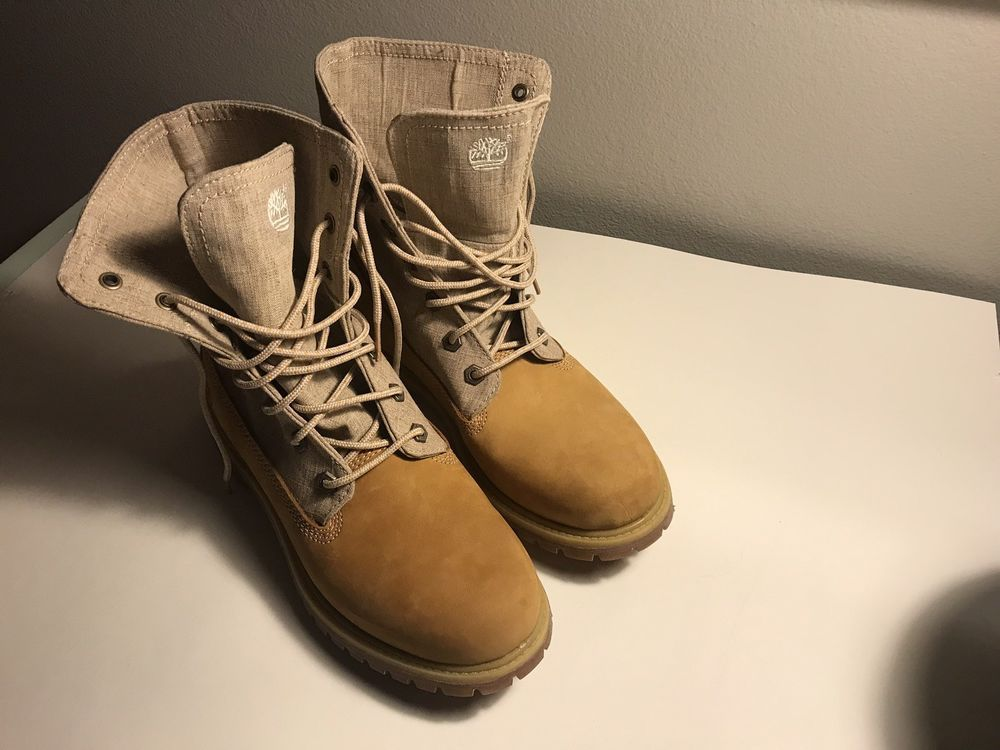 Women timberland boots size 9.5 W #fashion #clothing #shoes
