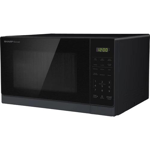 sharp 0 7 cu ft 700 watt countertop