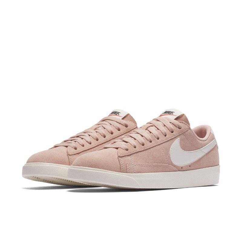 on sale c820b 73d0c Nike Blazer Low Womens Shoe - Pink