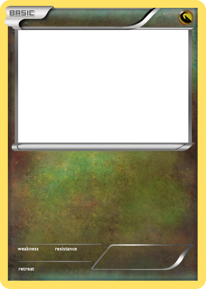 Bw Dragon Basic Pokemon Card Blank By The Ketchi D6i21ns Png 420 590 Pixels Pokemon Card Template Pokemon Cards Cards