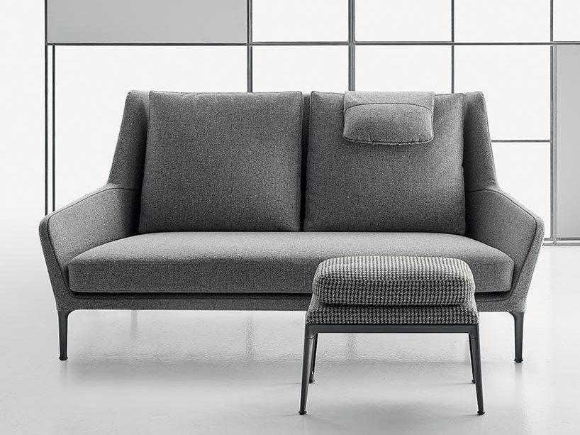 Boom 2 Seater Sofa Bed Grey Fabric Di 2020