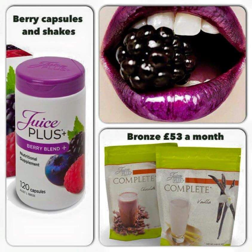 BRONZE PLAN  Looking to get amazing weight loss and health benefits, then our bronze plan is just the one for you!  Delicious meal replacement shakes  Vineyard capsules  Boosted metabolism  Beautiful glowing skin  Improved hair growth & condition  Stronger healthy nails  24/7 support  FREE detox plan  FREE workout plan  100s of healthy recipes INBOX me for more details
