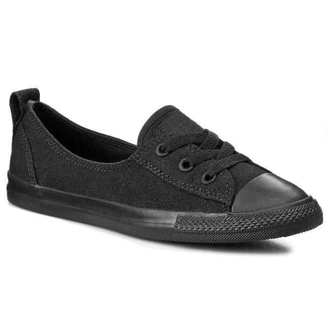 CT AS Ballet Lace Zapatillas Negro Converse guQ4XBOgvo