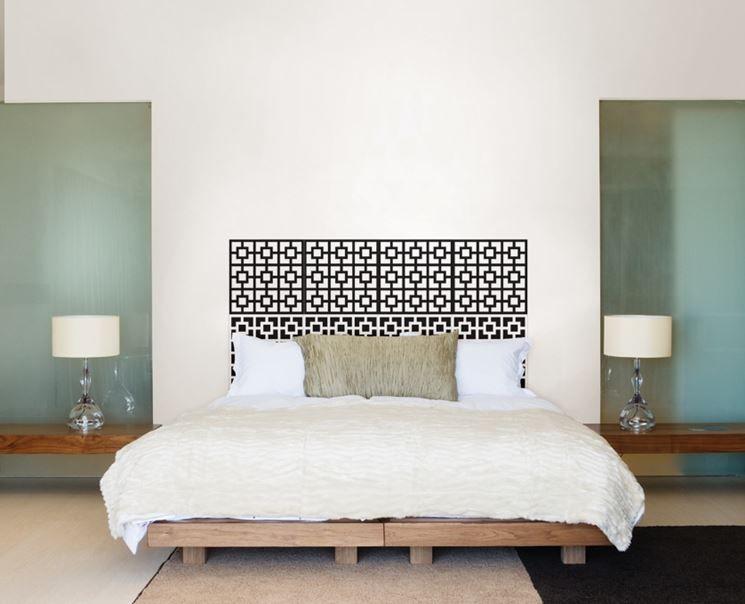 Testiera letto fai da te camere letto diy bed headboard bed